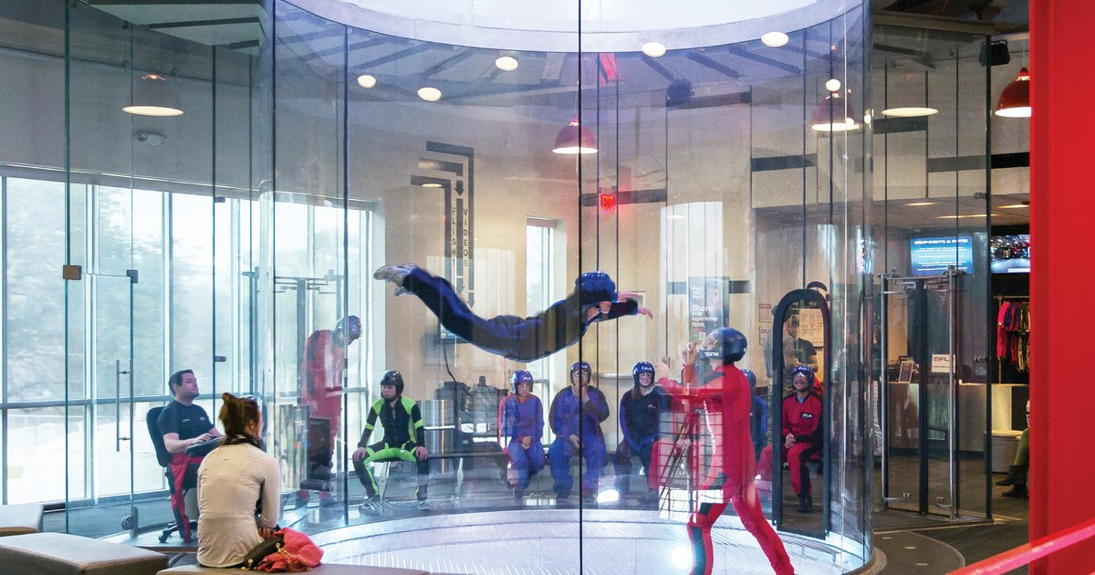 Indoor skydiving facility to open in New Jersey | PhillyVoice