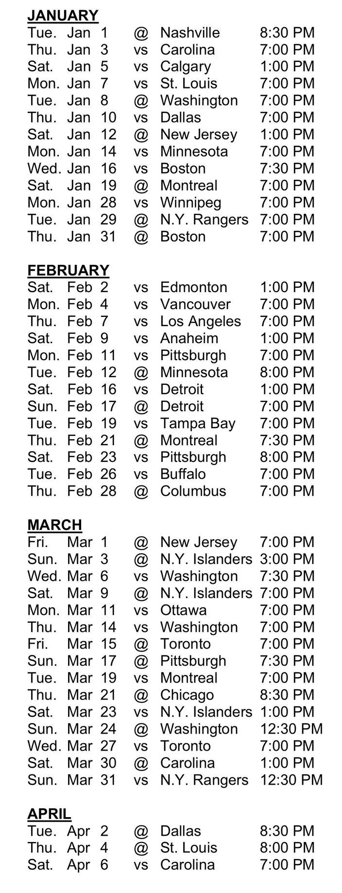 062118_Flyers-Schedule-2