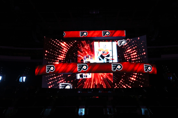 Here's a first look at the Wells Fargo Center's new 4K