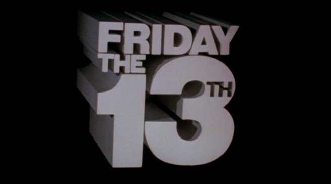 Friday the 13th trailer