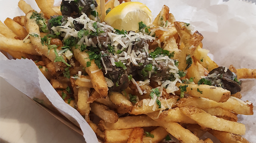 Bourdain Fries available now