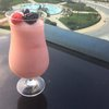 Assembly Rooftop Lounge drink