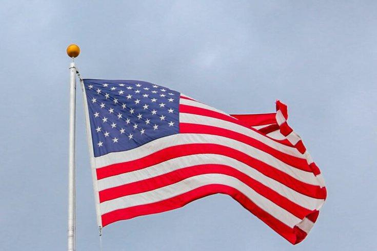 American Flag Election 2020 GE