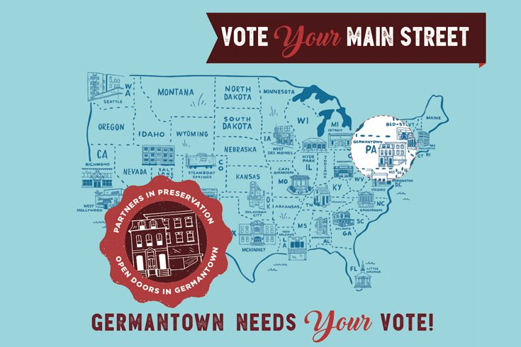 Germantown United CDC Preservation Grant