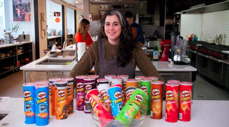 Claire Saffitz Bon Appetit Gourmet Makes