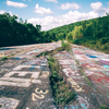 Graffiti Highway Centralia Closed