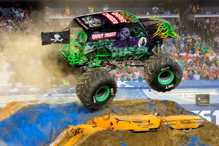 Image result for monster jam lincoln financial