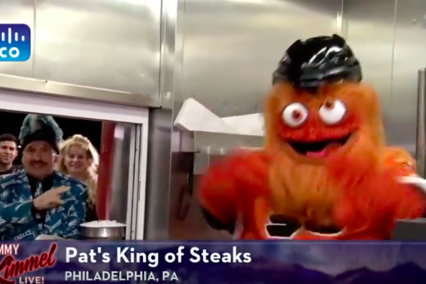 Gritty Jimmy Kimmel