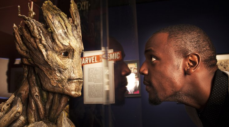 Marvel at the Franklin Institute