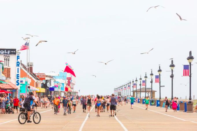 Ocean City Gulls Hawks