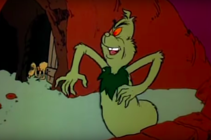 How The Grinch Stole Christmas 1966 Cindy Lou Who.There S A Prequel To How The Grinch Stole Christmas And