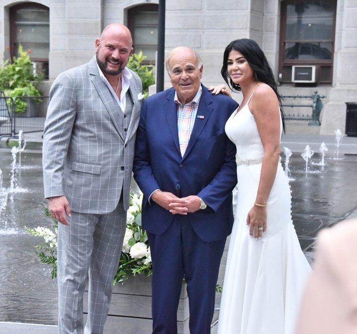 Dillon - Alicia DiMichele Wedding