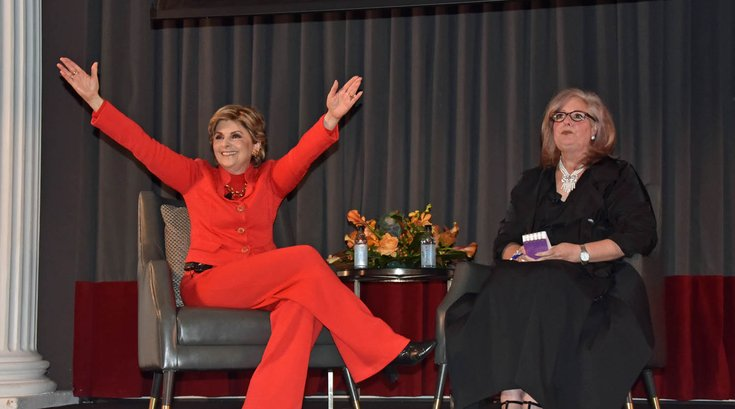 Dillon  Walnut Club honors Gloria Allred