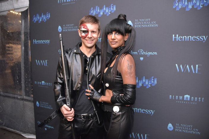 PHOTOS: The annual 'Shyamaween' Halloween party | PhillyVoice