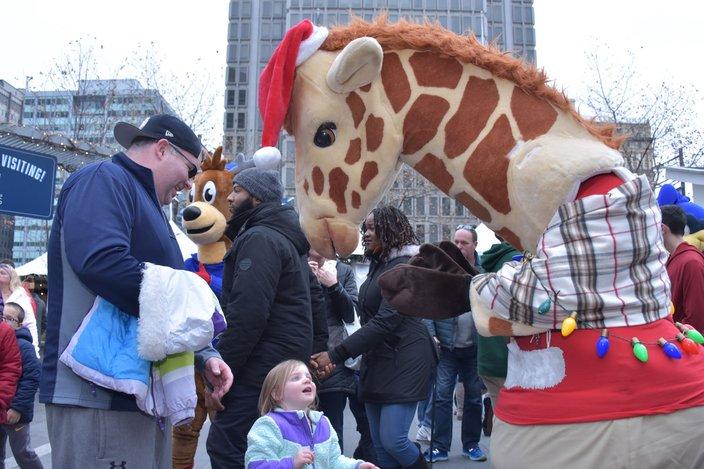 Dillon - Mascot Parade