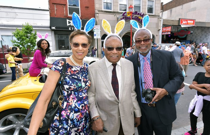 Dillon - 88th Annual South Street Easter Promenade