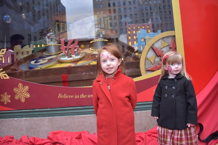 Dillon - Macy's Holiday Windows