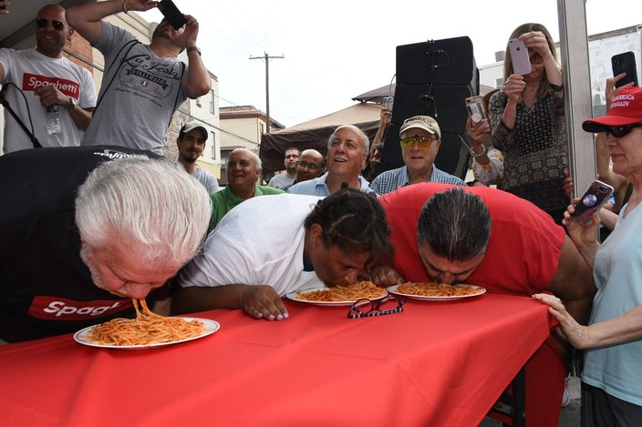 Dillon - La Festa Italian Street Festival