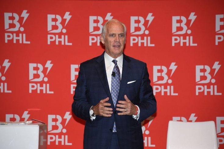 Dillon - B.PHL Reception - Daniel J. Hilferty