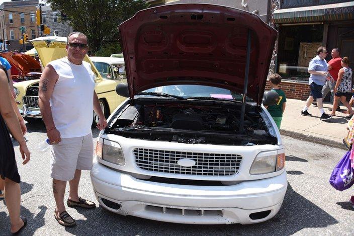 Dillon - Car Show