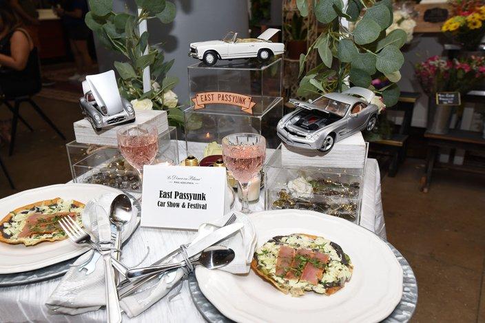 Dillon - Le Diner en Blanc Preview Party