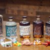 Bluebird Distilling Halloween candy and spirits pairings
