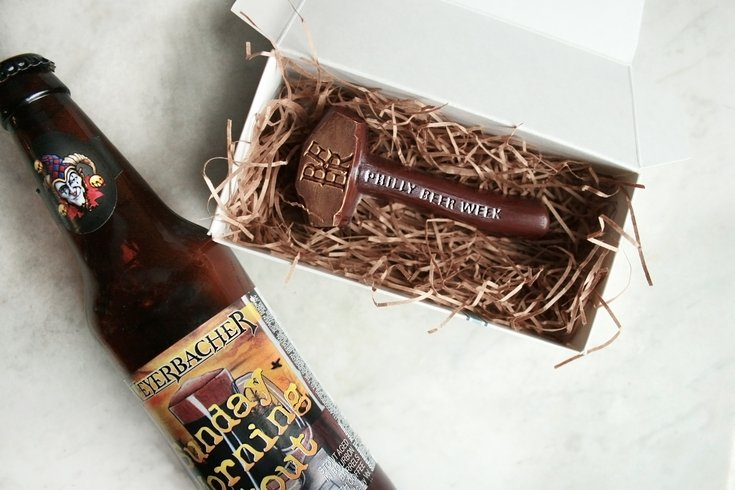 Chocolate Hammer of Glory for PBW