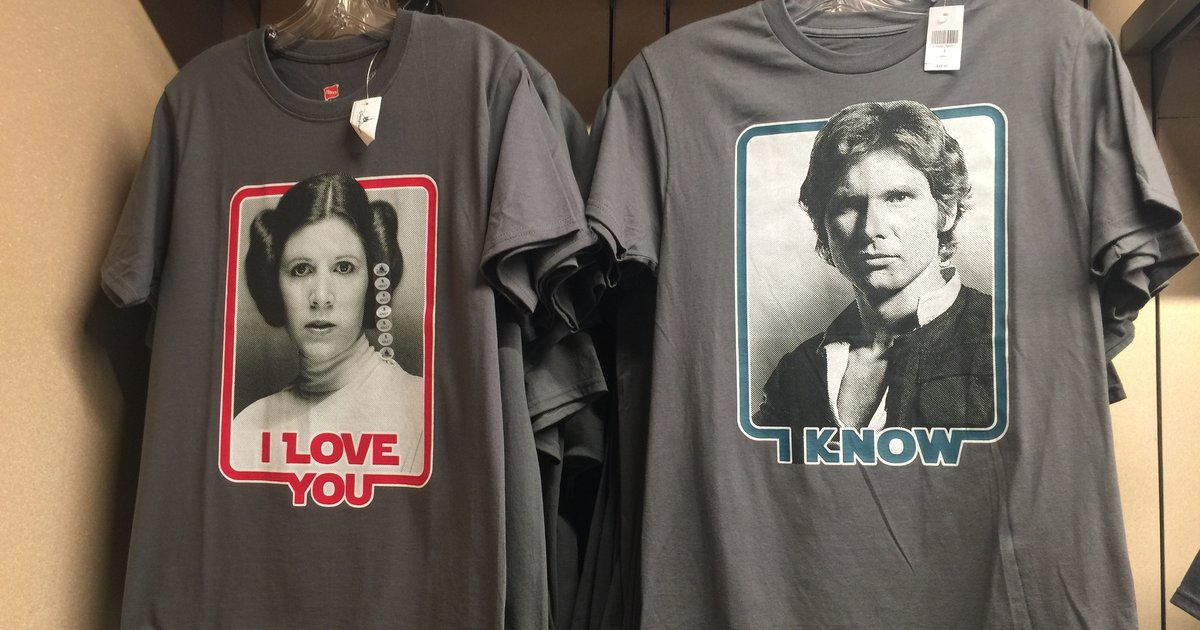461eb4cb9f Why do so many couples wear matching T-shirts at Disney World? | PhillyVoice