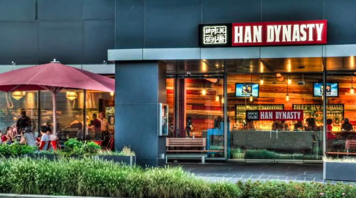 Han Dynasty University City