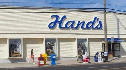 Hand's Long Beach