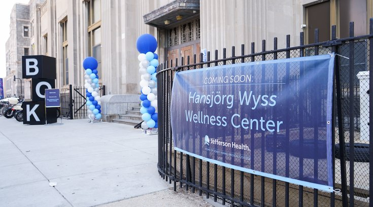 Jefferson Health Wyss Wellness Center