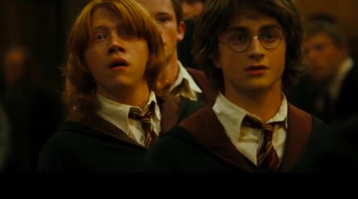 Harry Potter Goblet of Fire