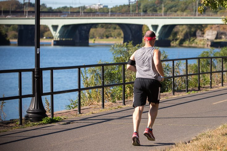 Healthy Running Men's Health