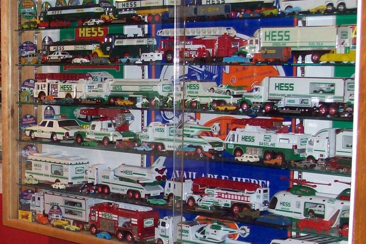 Hess_Truck_Collection
