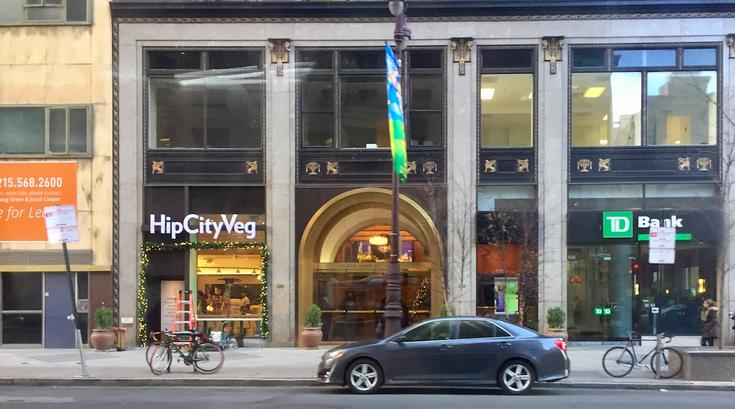 HipCityVeg on Broad Street