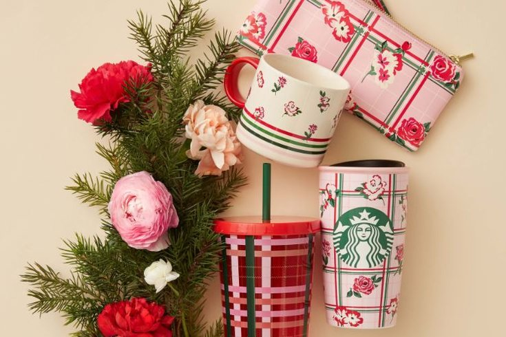 Starbucks + Ban.do holiday collection