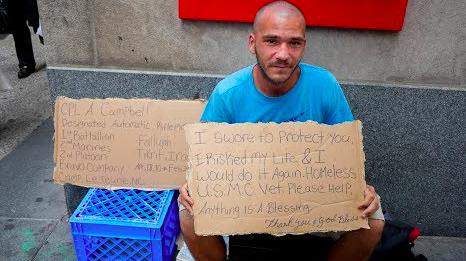 Alexander Homeless