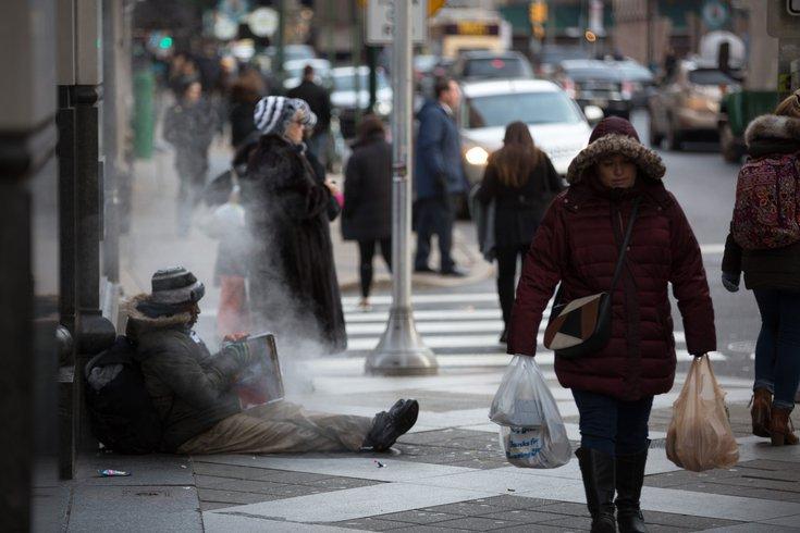 Homelessness Philly Grants