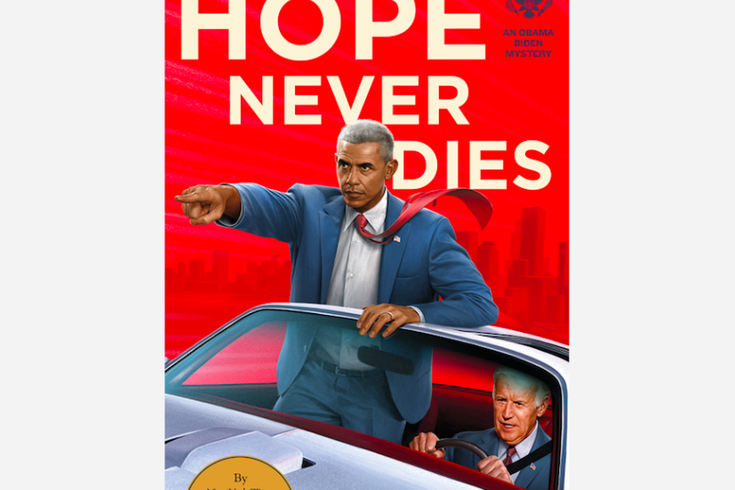"""Hope Never Dies"" Andrew Shaffer"