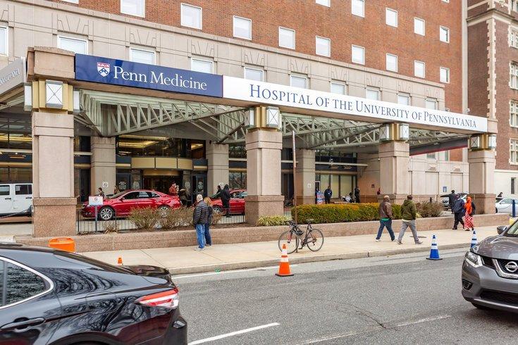 Hospitals COVID-19 Philly