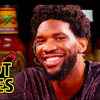 Embiid Hot Ones