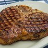Porterhouse Steak At Hugo's Frog Bar & Chop House