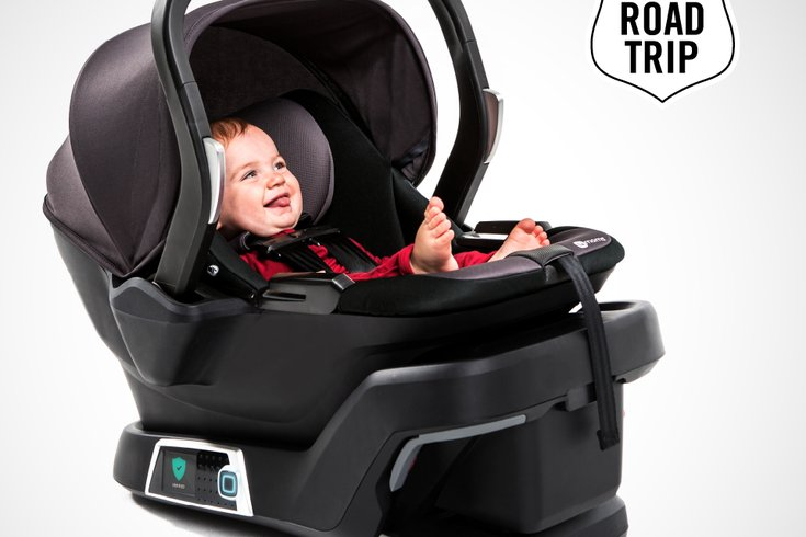 4moms Courtesy Of PhillyVoice Has A Self Installing Car Seat