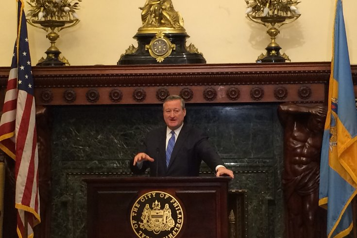 Jim Kenney appointments
