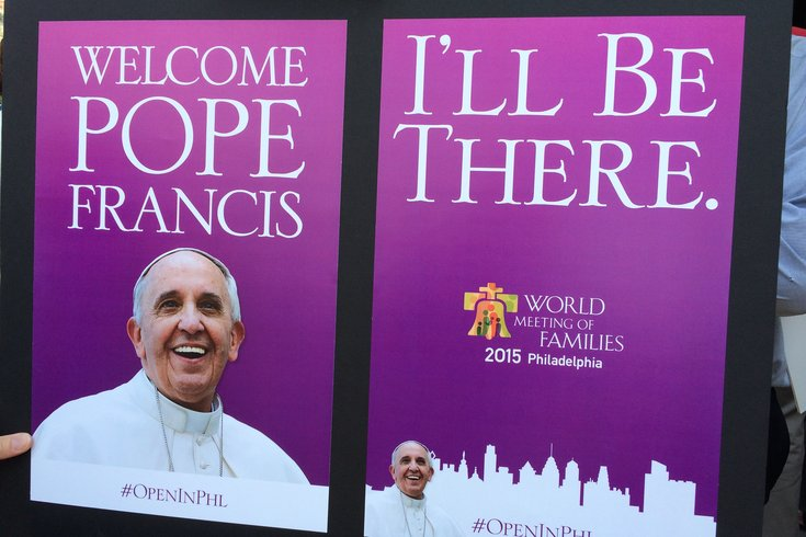 Papal Visit Marketing Campaign
