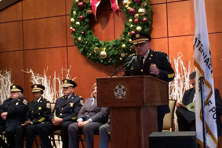 Philly police awards honor valor, bravery and - for the
