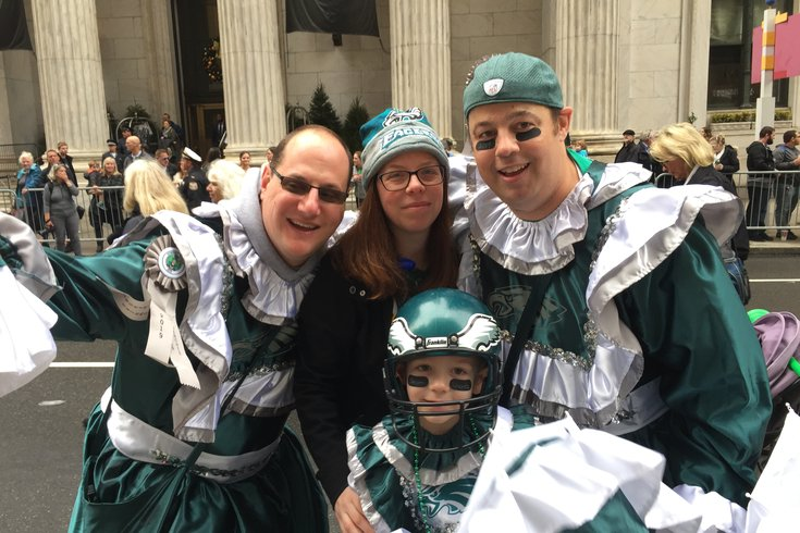 Joe Weissinger Mummers