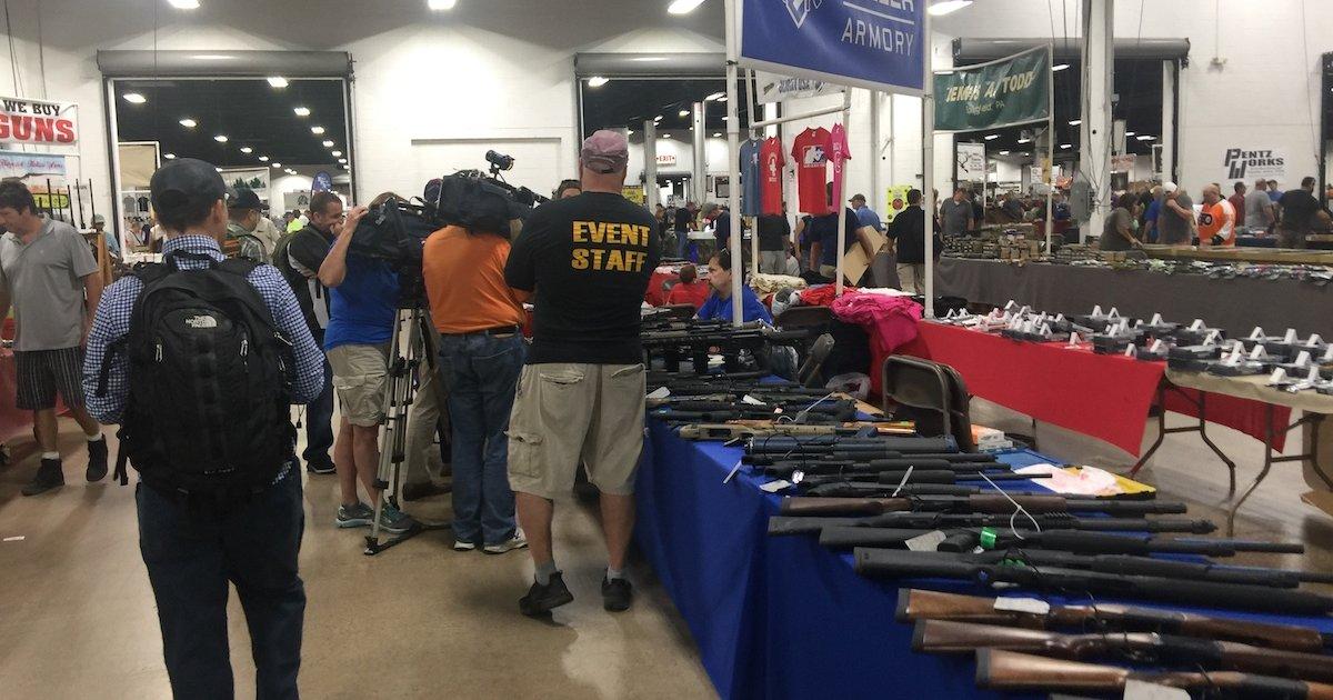 Philadelphia Gun Show >> 10 interesting things I saw at the 'Guntoberfest' gun show | PhillyVoice