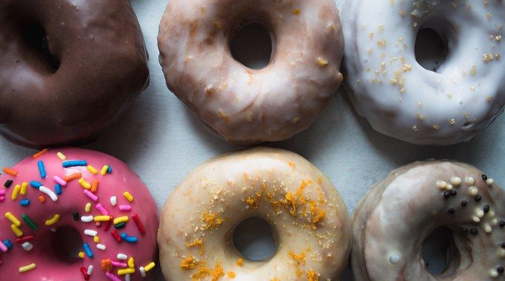 Okie Dokie Donuts