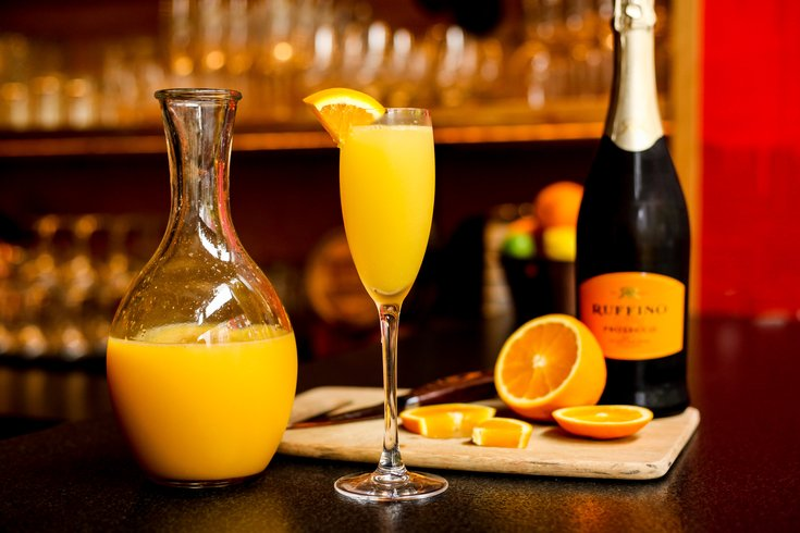 bottomless brunch veda center city